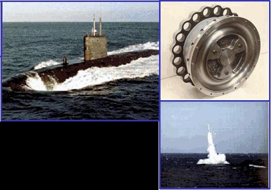 редукторы - корабельные трансмиссии
