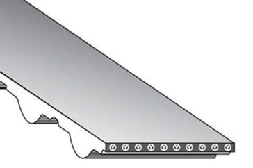 Ремни зубчатые профилей S2M, S3M