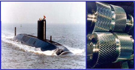 Специальные редукторы - корабельные трансмиссии