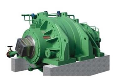 редуктор центрального привода мельницы