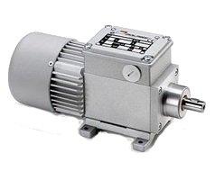 Цилиндрические соосные мотор-редукторы MiniMotor серии AC и PA