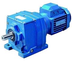 Мотор-редукторы цилиндрические соосные серии М