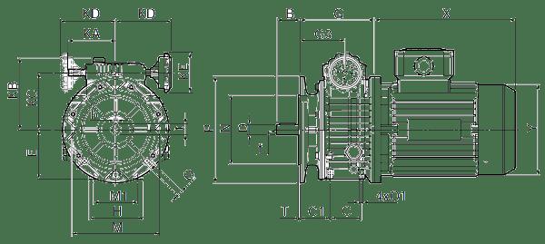 Механический вариатор