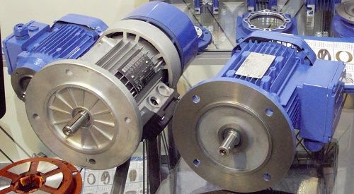 Электродвигатели со склада