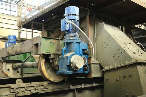 Мотор-редуктор конически-цилиндрический