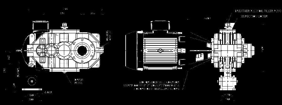 Промислові циліндричні редуктори з паралельними валами