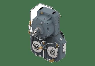 Гидравлическая пусковая коробка передач Revox