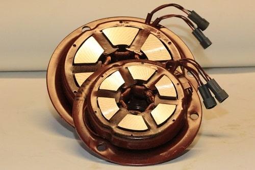Магнитные катушки к электродвигателю MGM