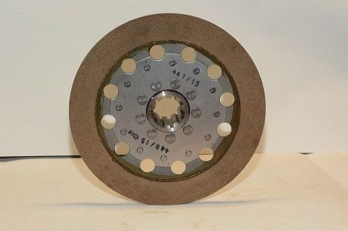 Тормозные диски к электродвигателям