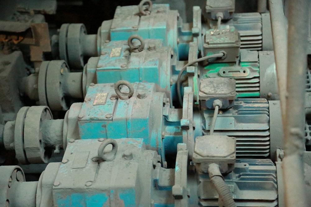 Соосный мотор-редуктор Benzlers