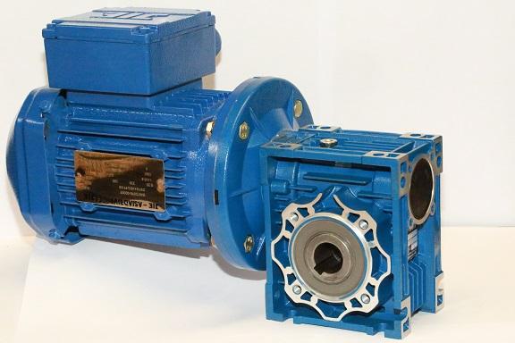 Червячный мотор-редуктор NMRV KPD-DRIVE