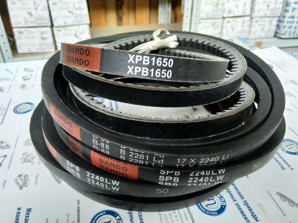Шкив SPB-03 применяемые ремни