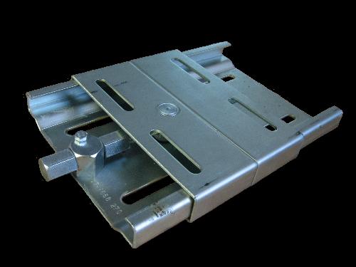 Салазка для электродвигателя