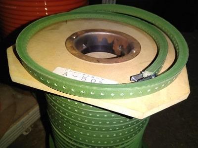 Клиновый быстро заменяемый ремень со склада