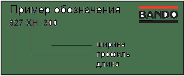 Ремень XH