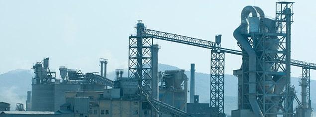 Цементная промышленность