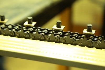 Роликовые цепи транспортировочные