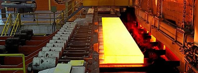 Производство железа