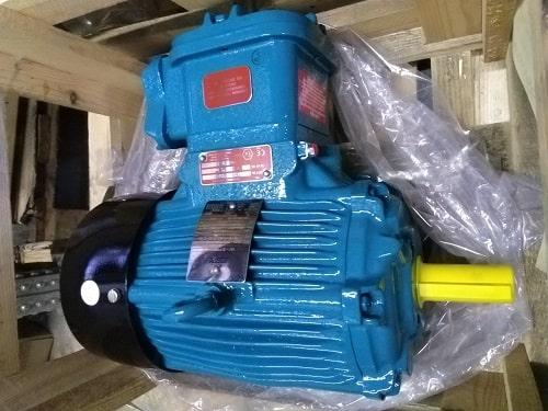 Взрывозащищенный электродвигатель Brook Crompton